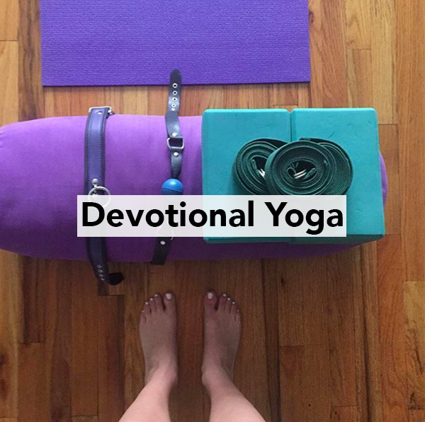 devotional yoga sessions with nyc dominatrix Mistress Blunt
