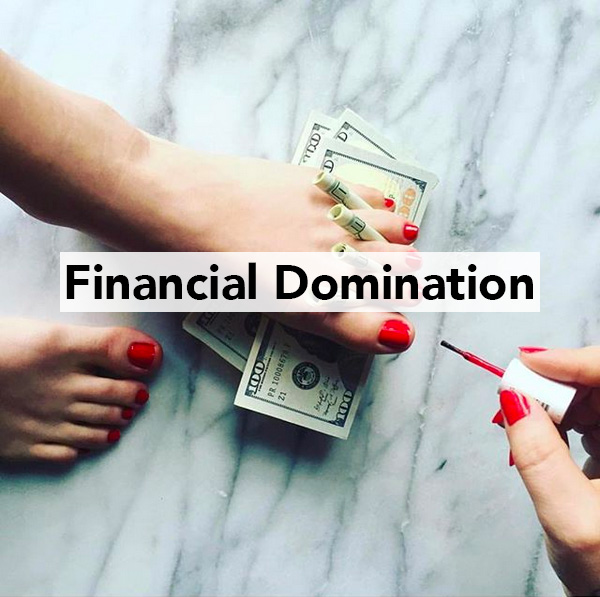 New York City dominatrix financial domination