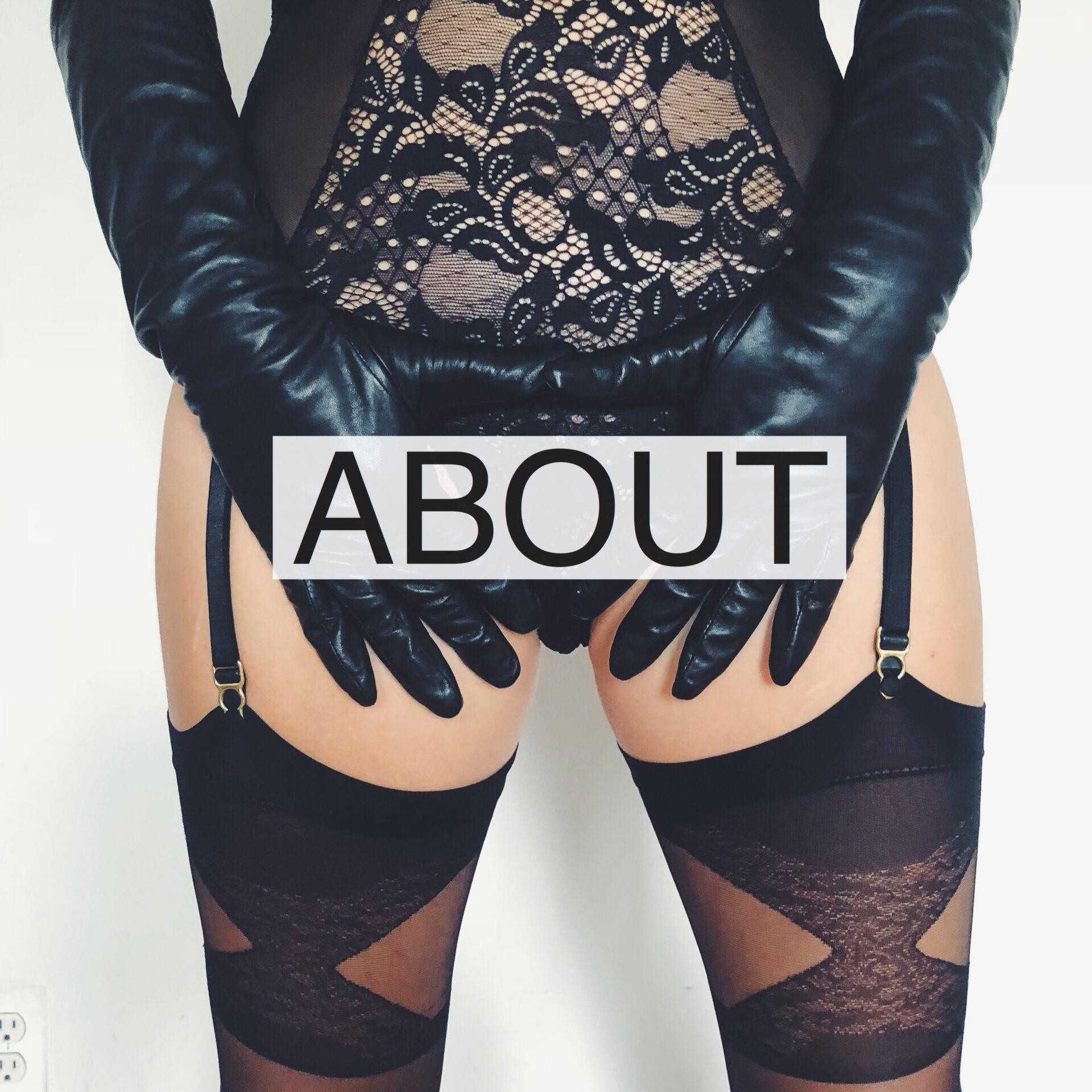 About NYC dominatrix Mistress Blunt