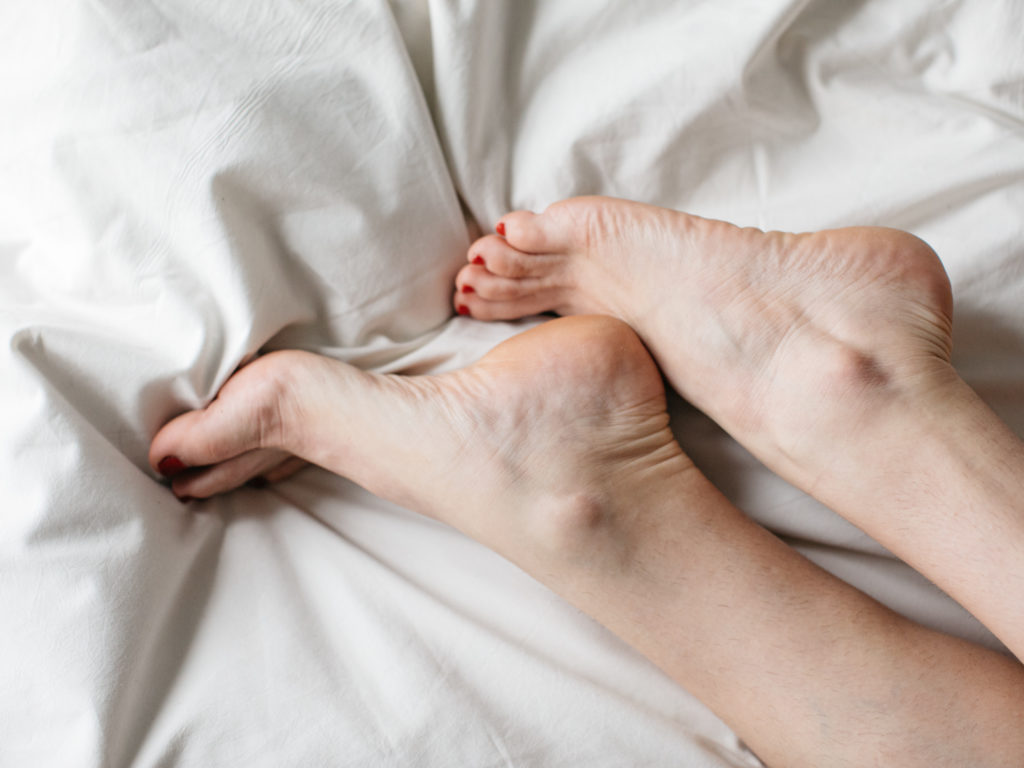 Dominatrix Foot Fetish